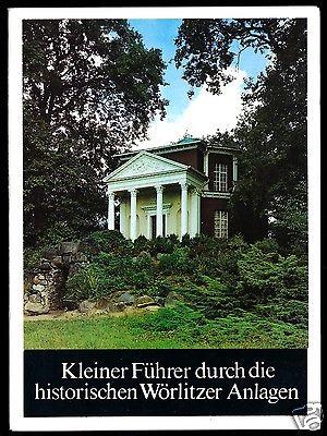 Kleiner Führer durch die historischen Wörlitzer Anlagen, 1990