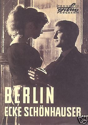 Progress Filmillustrierte, Berlin Ecke Schöhauser, 1957, Reprint