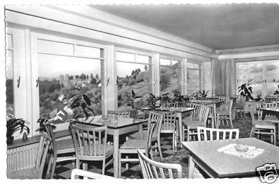 Ansichtskarte, Schönecken-Wetteldorf, Hotel Burgfrieden, Gastraum