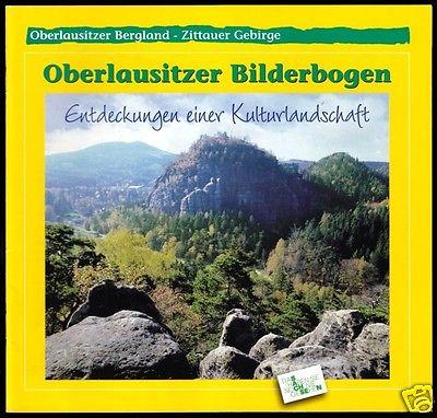 Tour. Broschüre, Oberlausitzer Bergland - Zittauer Geb., 2002