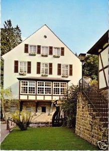Ansichtskarte, Leopoldstal, Waldhotel Silbermühle, um 1971