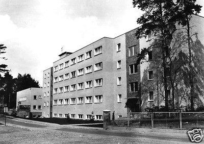 Ansichtskarte, Biesenthal, Heim Tiefbau Berlin, 1986