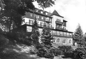 Ansichtskarte, Kurort Bärenfels Osterzgeb., FDGB-Ferienheim, 1980