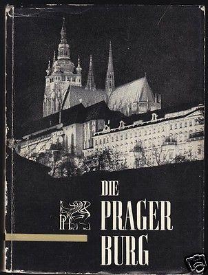 Tour. Broschüre, Die Prager Burg, 1966
