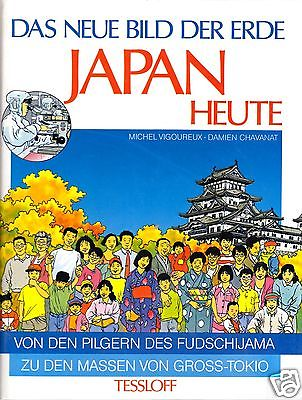 Vigoureux; Chavanat; Das neue Bild der Erde - Japan heute, [Comic], 1990