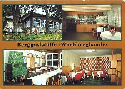 Ansichtskarte, Saupsdorf Kr. Sebnitz, Gaststätte