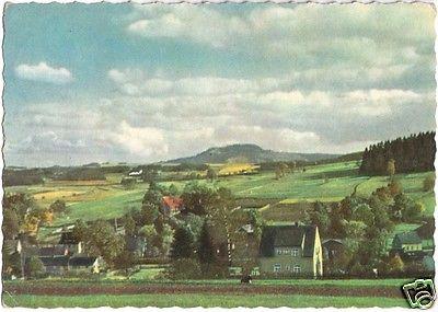 Ansichtskarte, Bärenstein Erzgeb., Blick zum Bärenstein, 1962