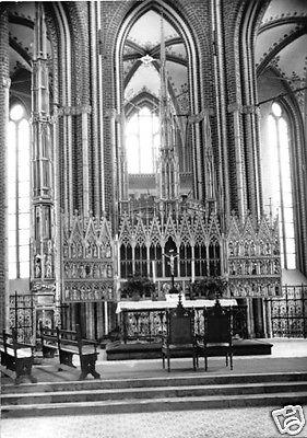 Ansichtskarte, Bad Doberan, Münster, Innenansicht, Echtf., 1959