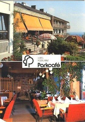 Ansichtskarte, Donauwörth, Restaurant