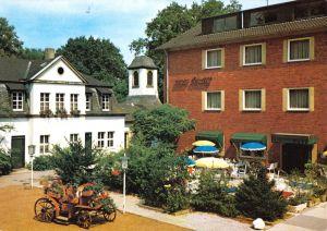 Ansichtskarte, Münster - Roxel, Hotel - Restaurant Schloss Hohenfeld, 1978