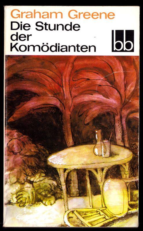 Greene, Graham; Die Stunde der Komödianten, 1983 - bb 513