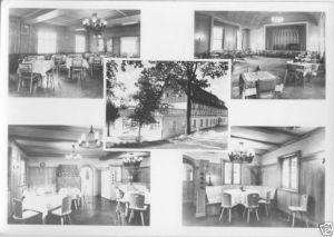 Ansichtskarte, Falkenhain Erzgeb., Ferienheim und Kulturhaus, 1971