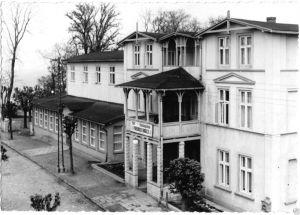 Ansichtskarte, Göhren Rügen, FDGB-Heim