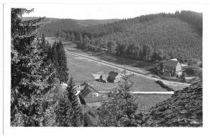 Ansichtskarte, Bad Lobenstein Thür., Im Langwassergrund, 1956