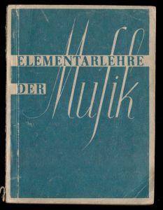 Merkelt, Paul; Volkstümlich bearbeitete Elementarlehre der Musik, 1948