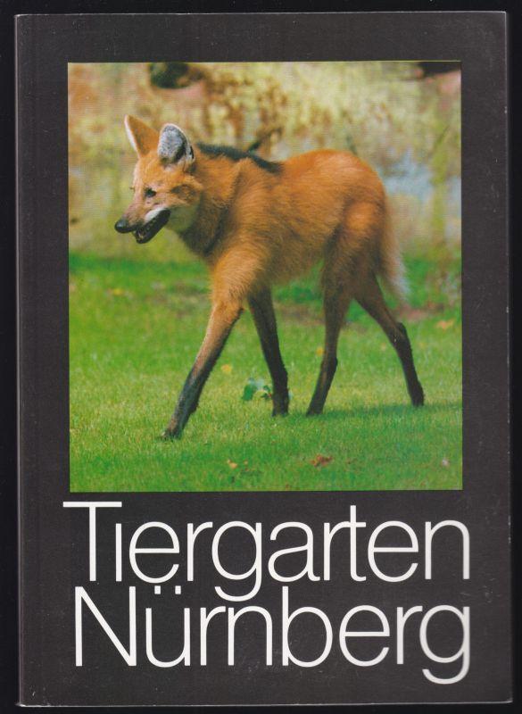 Wegweiser durch den Tiergarten Nürnberg, 1994