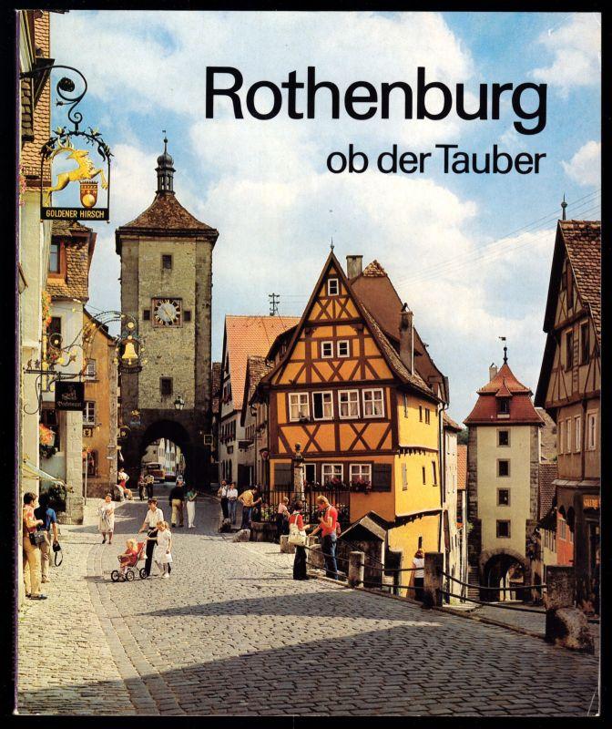 Sauer, W.; Kootz, W.; Rothenburg ob der Tauber, 1988