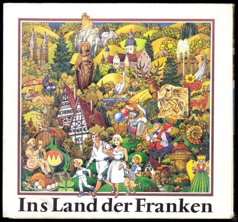 Prospekt, Ins Land der Franken, 1977