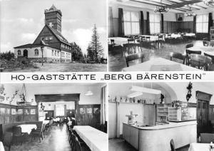 Ansichtskarte, Bärenstein Erzgeb., HOG