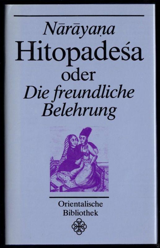 Narayana; Hitopadesa oder die freundliche Belehrung, 1987