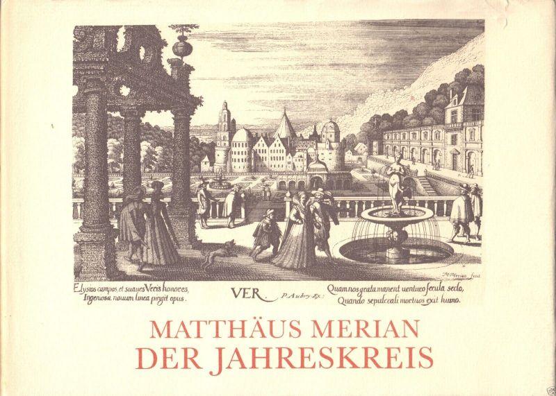 Merian, Matthäus; Der Jahreskreis, 1978