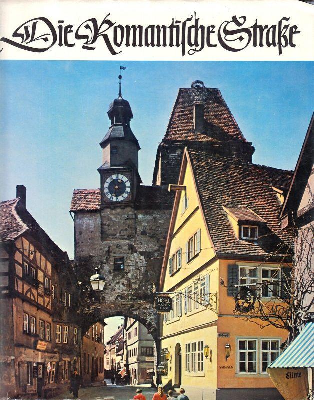 Die Romantische Strasse zwischen Main und Alpenrand, Bildband, 1968