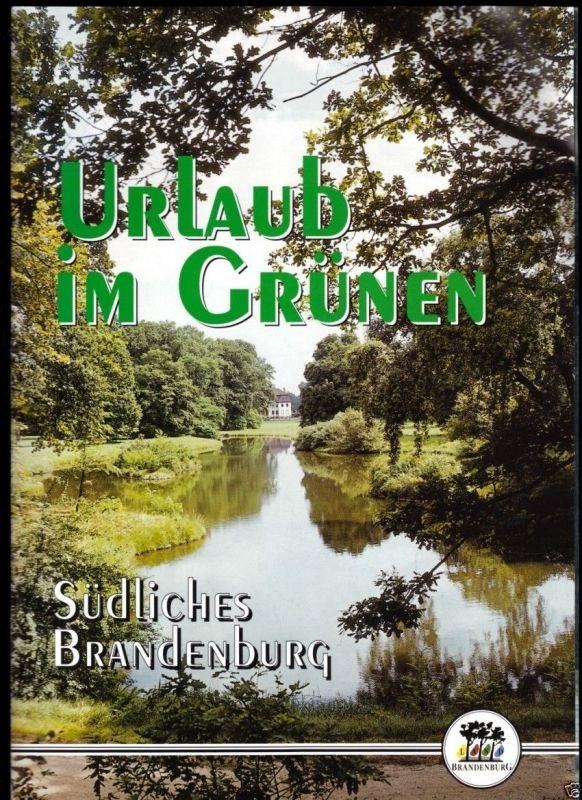 Urlaub im Grünen - Südliches Brandenburg, um 1997