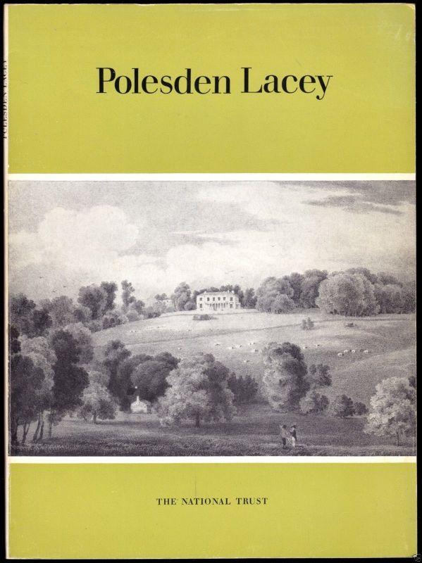 Tour. Broschüre, Polesden Lacey, 1964