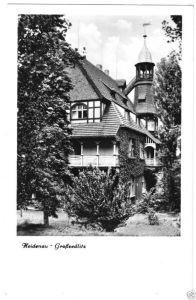 Ansichtskarte, Heidenau - Großsedlitz, Gebäude, 1954