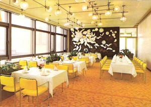 Ansichtskarte, Berlin Mitte, Palast der Republik, Palast-Restaurant, 1976