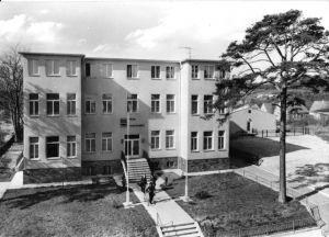 Ansichtskarte, Seebad Ahlbeck auf Usedom, FDGB-Erholungsheim