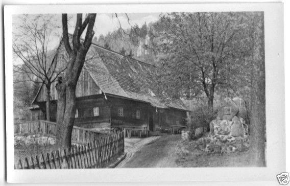 Ansichtskarte, Sonneberg Thür., Lutherhaus, 1956