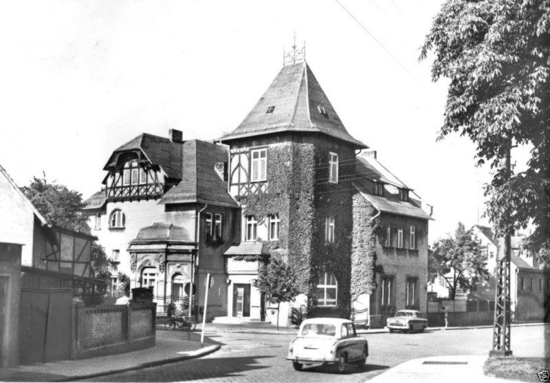 Ansichtskarte, Helbra Kr. Eisleben, Pestalozzistr., 1971