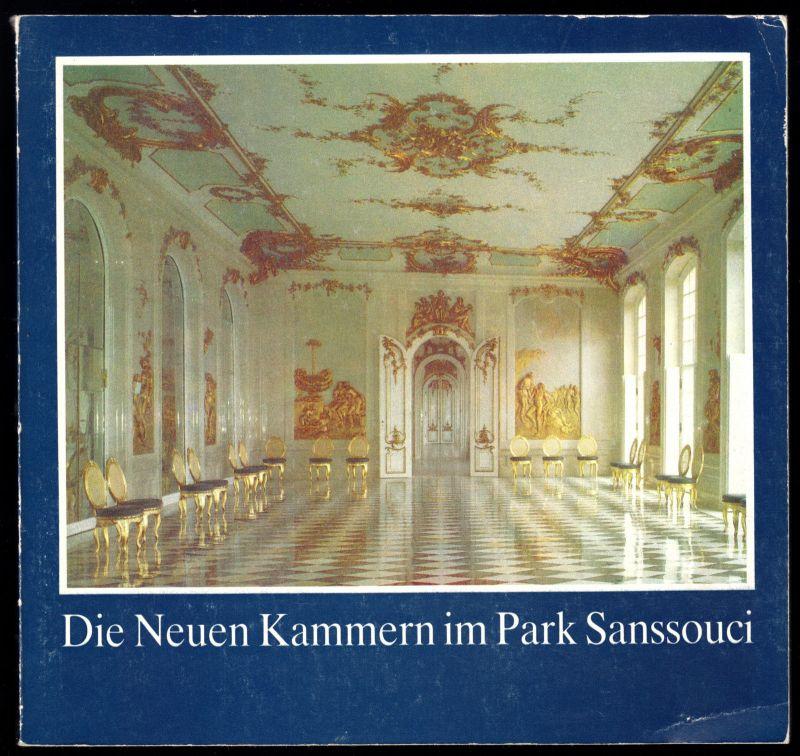 Potsdam, Die neuen Kammern im Park Sanssouci, 1987