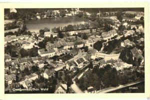 Ansichtskarte, Georgenthal Thür. Wald, Teilansicht, 1960