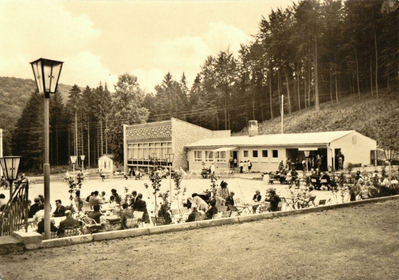 Ansichtskarte, Heiligenstadt Eichsfeld, Naherholungszentrum