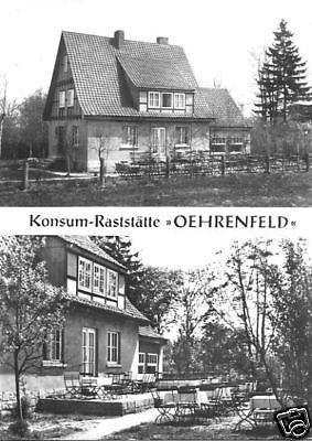 Ansichtskarte, Drübeck Harz, Konsum-Gaststätte