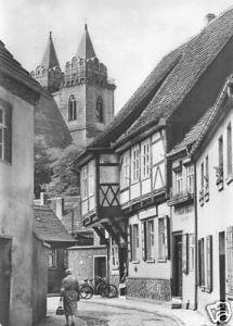Ansichtskarte, Schönebeck Elbe, Rosmarienstr., 1970