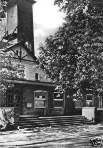 Ansichtskarte, Karl-Marx-Stadt, Gaststätte Adelsbergturm, 1967