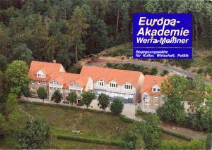 Ansichtskarte, Meinhard-Grebendorf, Europa-Akademie Werra-Meißner, 1993