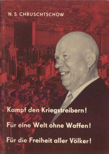 Chruschtschow, Nikita S.; Rede vor der UNO u.a. Dokumente, 1960