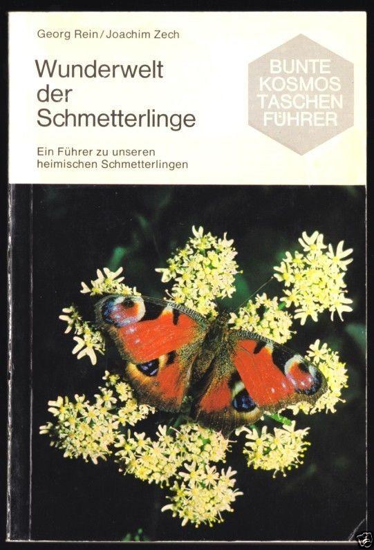 Rein; Zech; Wunderwelt der Schmetterlinge, 1975