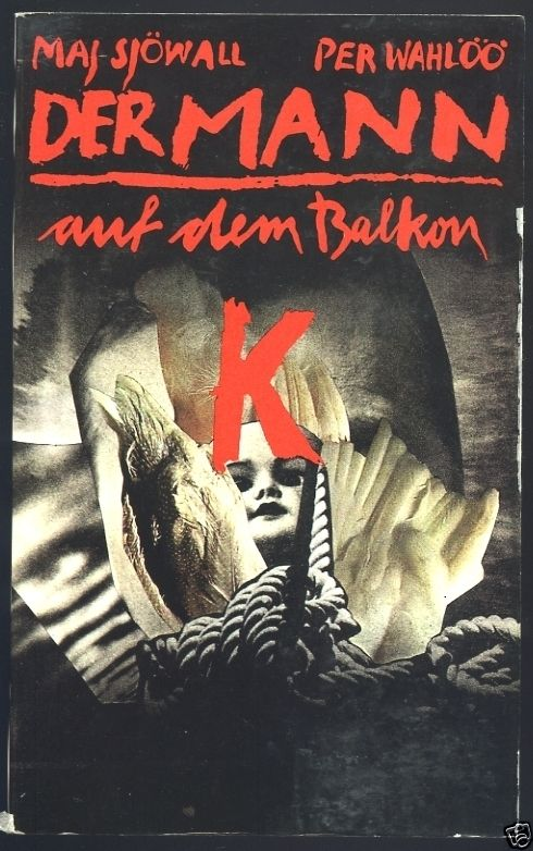 Sjöwall, Maj; Wahlöö, Per; Der Mann auf dem Balkon, Berlin 1983