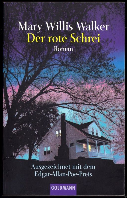 Mary Willis Walker; Der rote Schrei, 1996