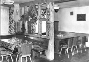 Ansichtskarte, Meimers Kr. Bad Salzungen, Gemeindegaststätte, 1979