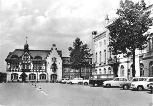 Ansichtskarte, Sternberg Meckl., Karl-Liebknecht-Str., 1972