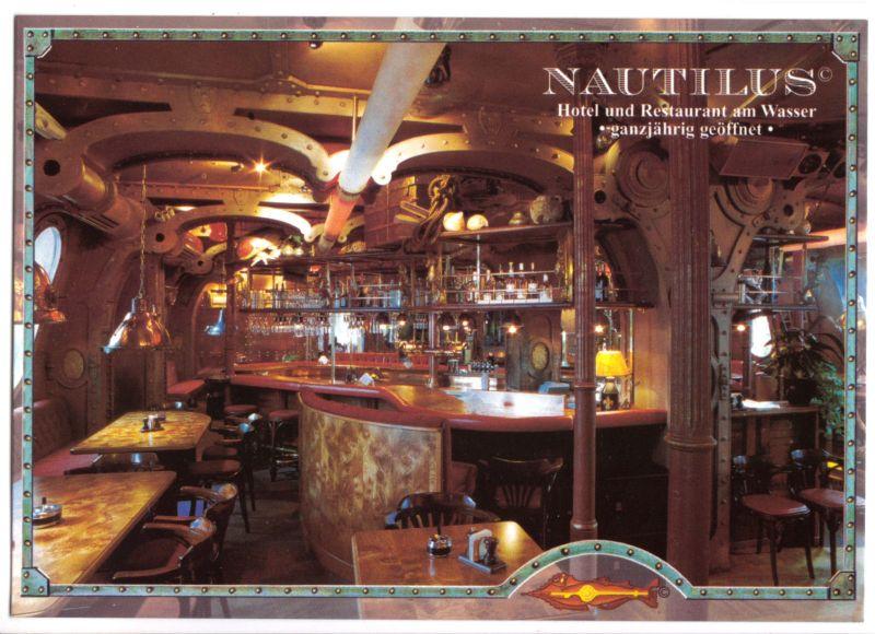 Ansichtskarte, Neukamp auf Rügen, Hotel und Restaurant