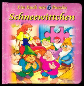 Kinder-Pappbuch mit 6 Puzzles, Schneewittchen, 2007