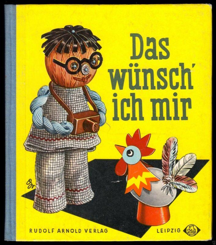 Das wünsch' ich mir - Basteleien aus Papier und Stoff, 1964
