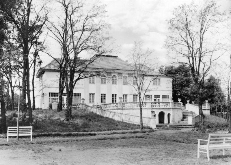 Ansichtskarte, Spreewerder Kr. Fürstenwalde Spree, Erholungsheim